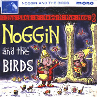 Noggin and the Birds Record Cover